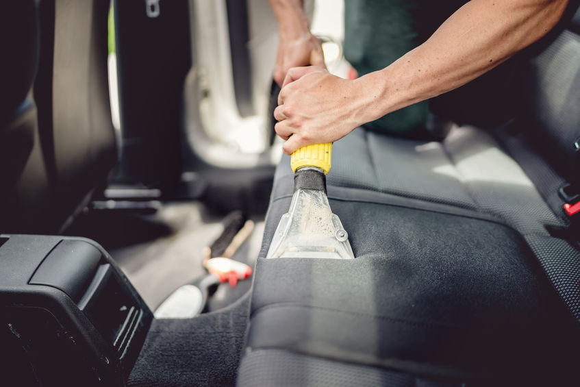 Car Upholstery Cleaning Services London