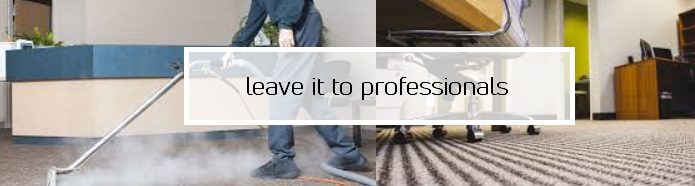 Commercial and office carpet cleaning professionals
