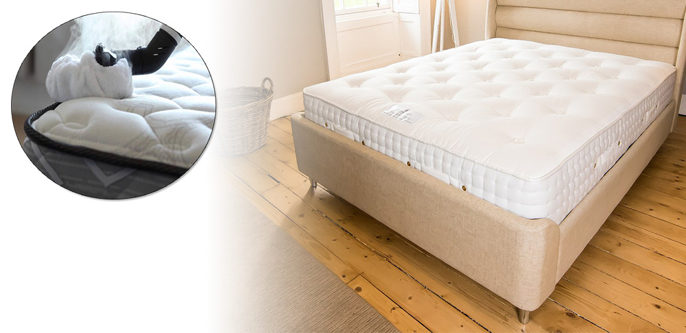 How To Remove Dust Mites From A Mattress?
