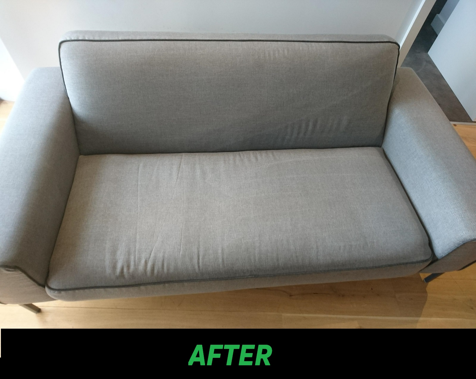 Carpet cleaning after professional